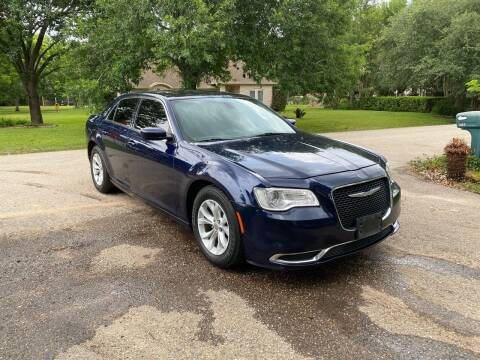 2015 Chrysler 300 for sale at CARWIN MOTORS in Katy TX