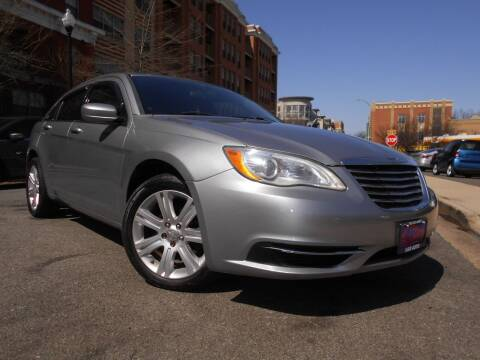 2013 Chrysler 200 for sale at H & R Auto in Arlington VA
