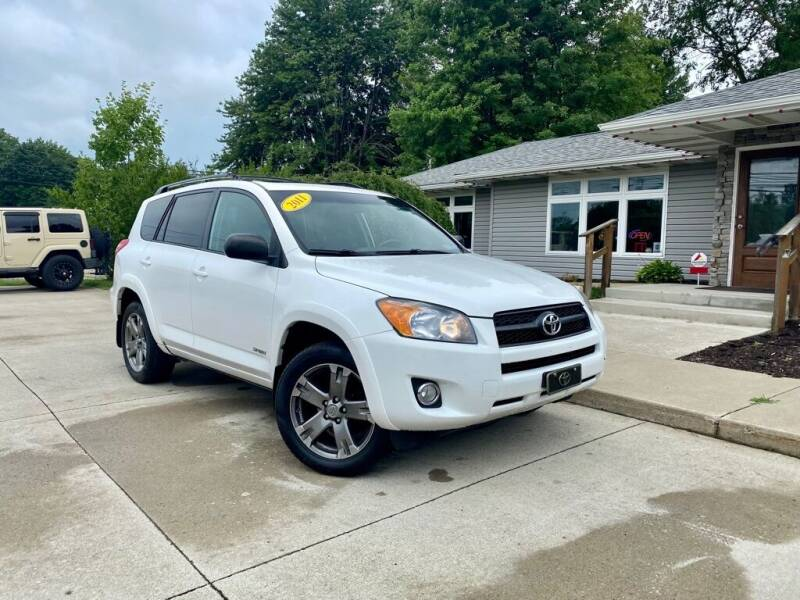 2011 Toyota RAV4 for sale at 1st Choice Auto, LLC in Fairview PA