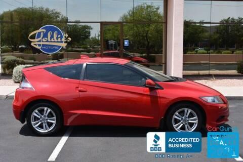 2012 Honda CR-Z for sale at GOLDIES MOTORS in Phoenix AZ