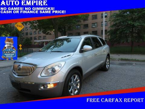 2010 Buick Enclave for sale at Auto Empire in Brooklyn NY