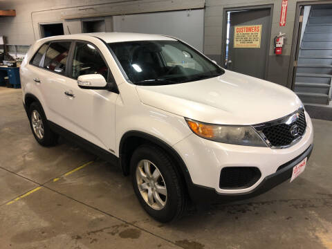 2011 Kia Sorento for sale at ROTMAN MOTOR CO in Maquoketa IA