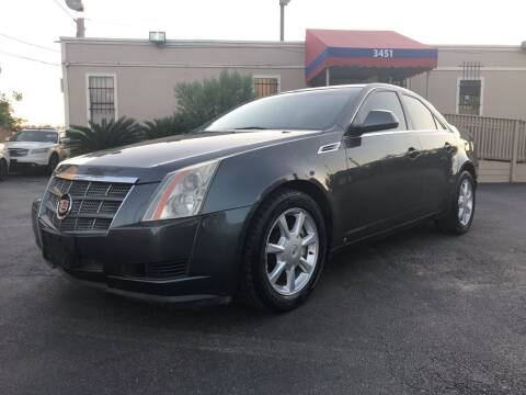 2008 Cadillac CTS for sale at Saipan Auto Sales in Houston TX