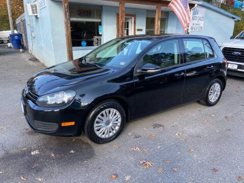 2012 Volkswagen Golf for sale at Elite Auto Sales Inc in Front Royal VA