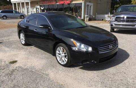2011 Nissan Maxima for sale at Townsend Auto Mart in Millington TN
