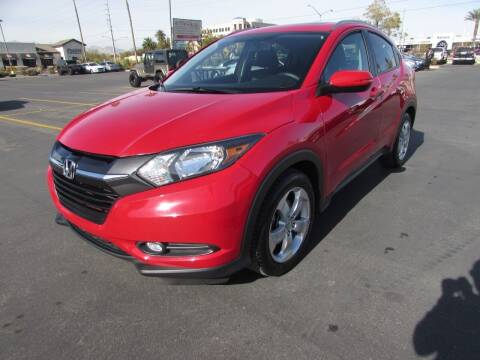 2016 Honda HR-V for sale at Charlie Cheap Car in Las Vegas NV