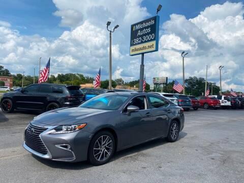 2017 Lexus ES 350 for sale at Michaels Autos in Orlando FL