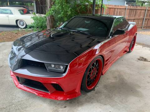 2010 Chevrolet Camaro for sale at TROPHY MOTORS in New Braunfels TX