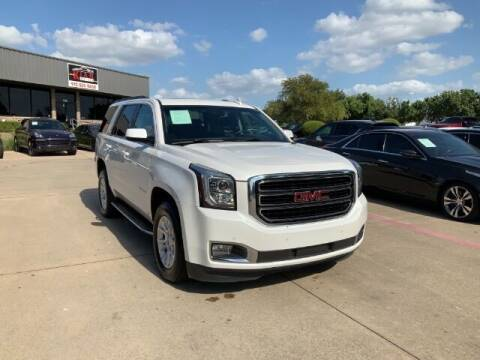2017 GMC Yukon for sale at KIAN MOTORS INC in Plano TX