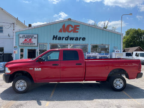 2017 RAM Ram Pickup 2500 for sale at ACE HARDWARE OF ELLSWORTH dba ACE EQUIPMENT in Canfield OH