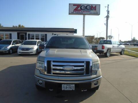 2009 Ford F-150 for sale at Zoom Auto Sales in Oklahoma City OK
