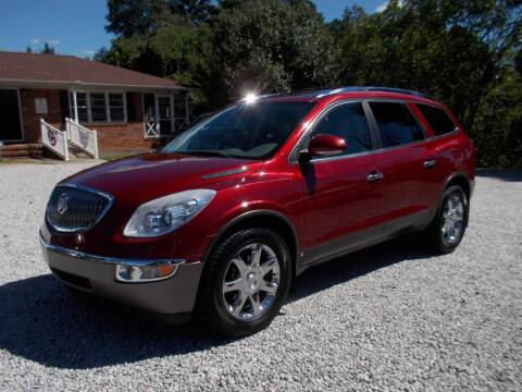 2008 Buick Enclave for sale at Carolina Auto Connection & Motorsports in Spartanburg SC