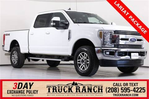 2019 Ford F-250 Super Duty for sale at Truck Ranch in Twin Falls ID