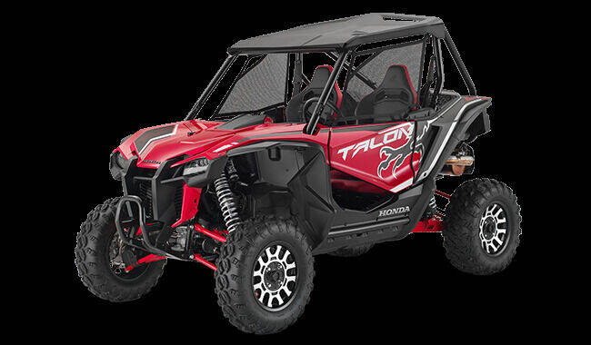2020 Honda Talon for sale at Honda West in Dickinson ND
