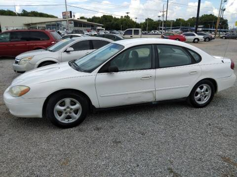 2004 Ford Taurus for sale at Friendship Auto Sales in Broken Arrow OK