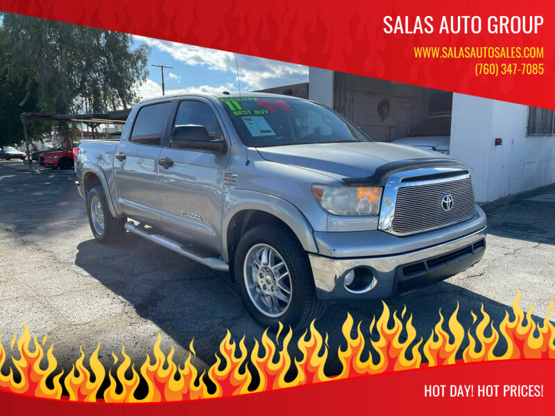 2011 Toyota Tundra for sale at Salas Auto Group in Indio CA