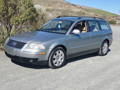 2005 Volkswagen Passat for sale at K 2 Motorsport in Martinez CA