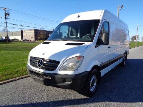 2012 Mercedes-Benz Sprinter Cargo for sale at Rt. 73 AutoMall in Palmyra NJ