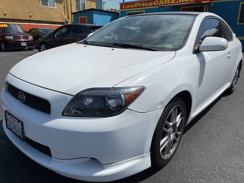 2007 Scion tC for sale at CARZ in San Diego CA