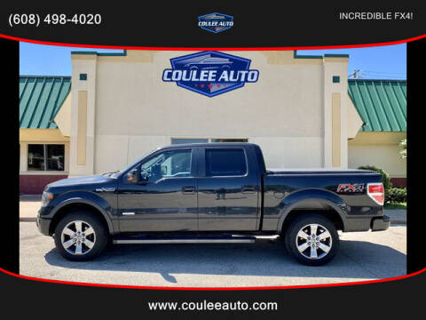 2014 Ford F-150 for sale at Coulee Auto in La Crosse WI