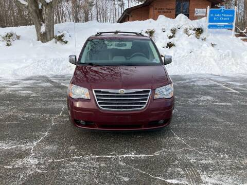 2008 Chrysler Town and Country for sale at Beaver Lake Auto in Franklin NJ