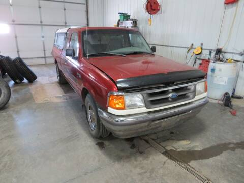 1997 Ford Ranger for sale at Grey Goose Motors in Pierre SD