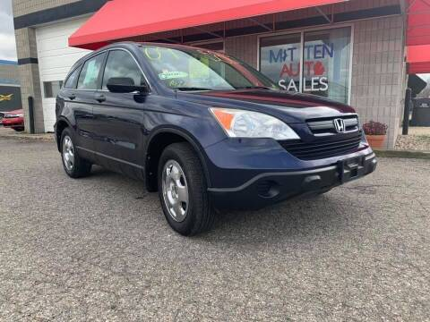 2009 Honda CR-V for sale at Mitten Auto Sales in Holland MI