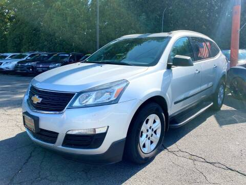2014 Chevrolet Traverse for sale at Bloomingdale Auto Group - The Car House in Butler NJ