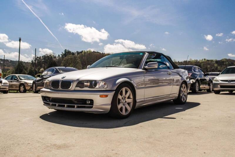 2002 BMW 3 Series for sale at CarUnder10k in Dayton TN