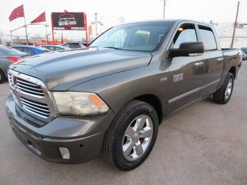 2013 RAM Ram Pickup 1500 for sale at Moving Rides in El Paso TX
