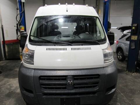 2014 RAM ProMaster Cargo for sale at Tony's Auto World in Cleveland OH