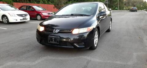 2008 Honda Civic for sale at Alfa Auto Sales in Raleigh NC