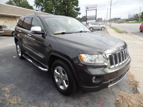 2011 Jeep Grand Cherokee for sale at United Automotive Group in Griffin GA