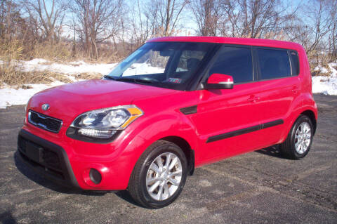 2012 Kia Soul for sale at Action Auto Wholesale in Painesville OH