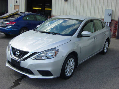 2018 Nissan Sentra for sale at North South Motorcars in Seabrook NH