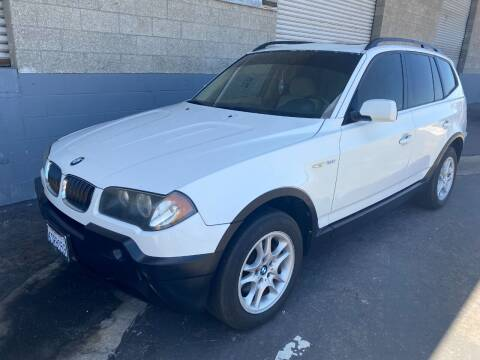 2005 BMW X3 for sale at Korski Auto Group in San Diego CA