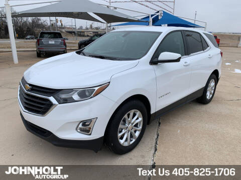 2019 Chevrolet Equinox for sale at JOHN HOLT AUTO GROUP, INC. in Chickasha OK