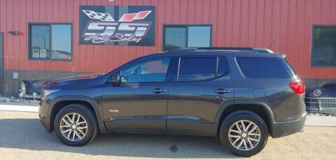 2017 GMC Acadia for sale at SS Auto Sales in Brookings SD