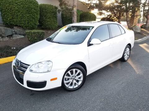 2010 Volkswagen Jetta for sale at SS MOTORS LLC in Edmonds WA