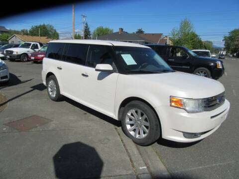 2009 Ford Flex for sale at Car Link Auto Sales LLC in Marysville WA
