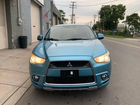 2011 Mitsubishi Outlander Sport for sale at SUNSHINE AUTO SALES LLC in Paterson NJ