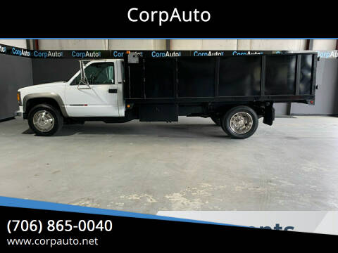 1996 GMC Sierra 3500 for sale at CorpAuto in Cleveland GA