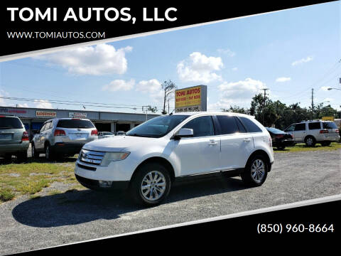 2010 Ford Edge for sale at TOMI AUTOS, LLC in Panama City FL