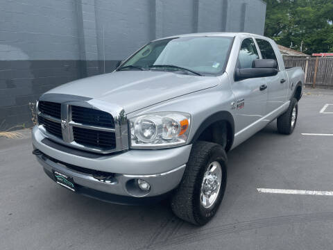 2007 Dodge Ram Pickup 3500 for sale at APX Auto Brokers in Lynnwood WA
