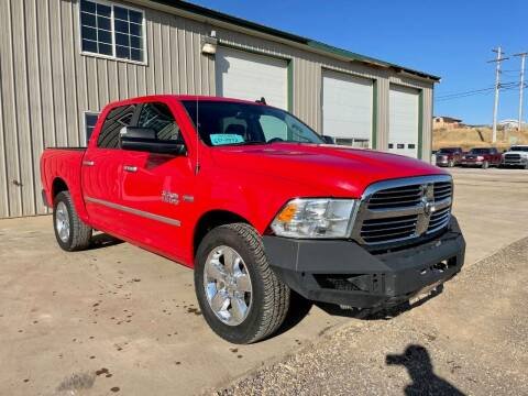 2016 RAM Ram Pickup 1500 for sale at Northern Car Brokers in Belle Fourche SD