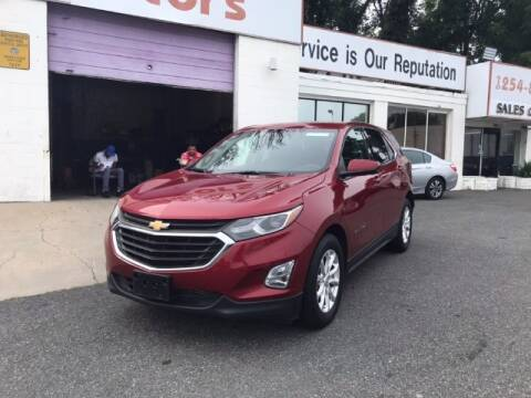2018 Chevrolet Equinox for sale at Bay Motors Inc in Baltimore MD