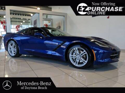 2017 Chevrolet Corvette for sale at Mercedes-Benz of Daytona Beach in Daytona Beach FL