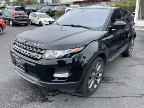 2015 Land Rover Range Rover Evoque for sale at APX Auto Brokers in Edmonds WA