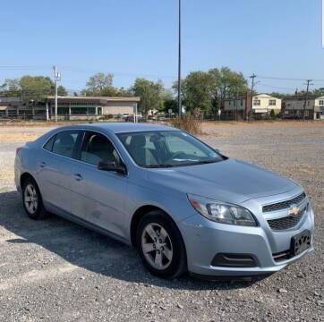 2013 Chevrolet Malibu for sale at Five Star Auto Center in Detroit MI