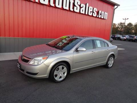 2008 Saturn Aura for sale at Stout Sales in Fairborn OH
